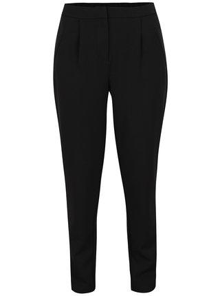 Pantaloni negri conici  VILA Rena