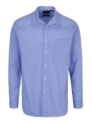 Camasa albastra cu buzunar JP 1880
