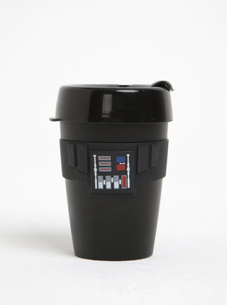 Cana neagra de calatorie cu tematica  Star Wars KeepCup Darth Vader Original Medium