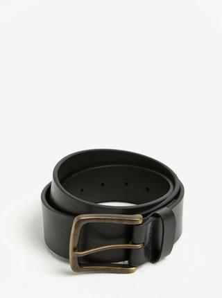 Curea neagra pentru barbati - Burton Menswear London