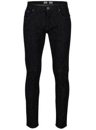 Tmavě modré pánské slim fit džíny Tommy Hilfiger Layton