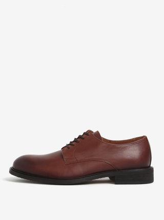 Pantofi barbatesti maro din piele naturala - Selected Homme Baxter