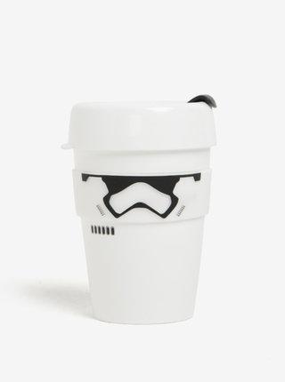 Designový cestovný hrnček s motívmi Star Wars KeepCup Stormtrooper Original Medium