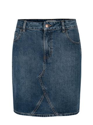 Modrá rifľová sukňa Dorothy Perkins