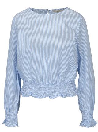 Bluza cu dungi albastru & alb - ONLY Maia