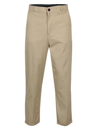 Béžové chino kalhoty SUIT
