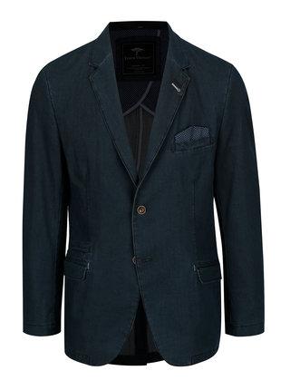 Sacou casual fit bleumarin - Fynch-Hatton