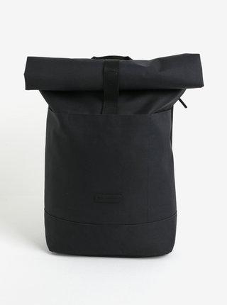 Čierny vodovzdorný batoh z recyklovaného materiálu Ucon Hajo 20 l