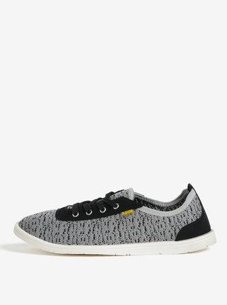 Pantofi sport gri cu calcai intarit pentru barbati - Oldcom Move