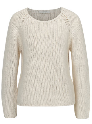 Krémový svetr Selected Femme Folga