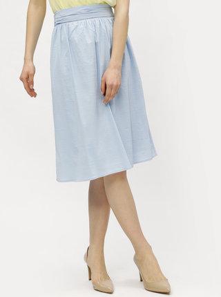 Modrá sukňa VERO MODA Sia