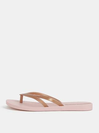 Papuci flip-flop roz deschis Ipanema Bossa
