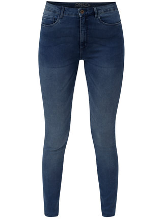 Blugi albastri skinny din denim ONLY Royal