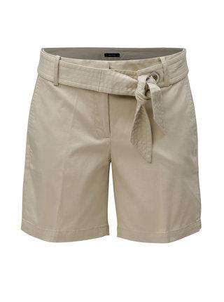 Pantaloni bej scurti cu cordon Nautica