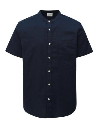 Camasa albastru inchis Burton Menswear London