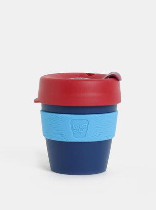 Červeno-modrý cestovný hrnček KeepCup Original Small