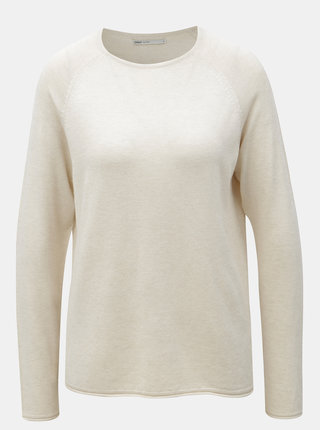 Béžový lehký svetr ONLY Mila