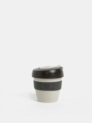 Hnedo-sivý cestovný hrnček KeepCup Original Extra Small