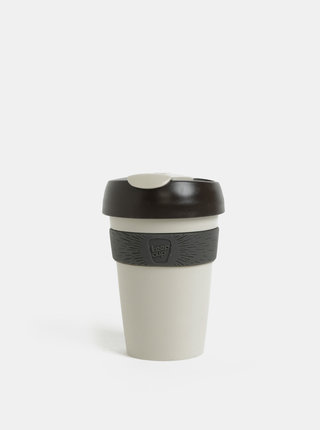 Hnedo-sivý cestovný hrnček KeepCup Original Six