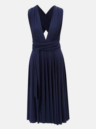 Tmavě modré variabilní šaty/sukně ZOOT