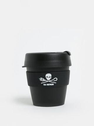 Čierny cestovný hrnček KeepCup Original Small