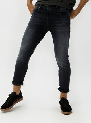 Tmavě modré skinny džíny JUNK de LUXE