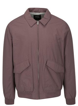Světle fialová bunda s kapsami Burton Menswear London