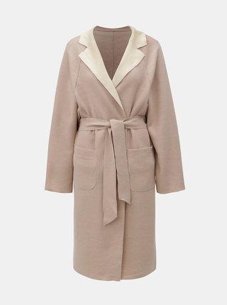 Staroružový obojstranný kabát VILA