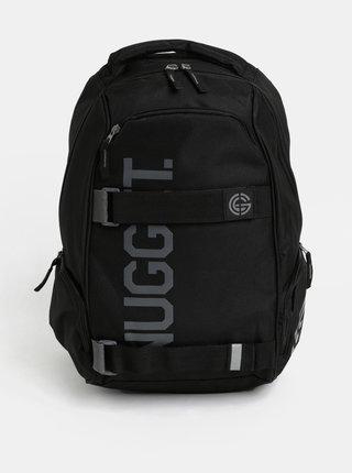 Rucsac negru cu print NUGGET 24 l