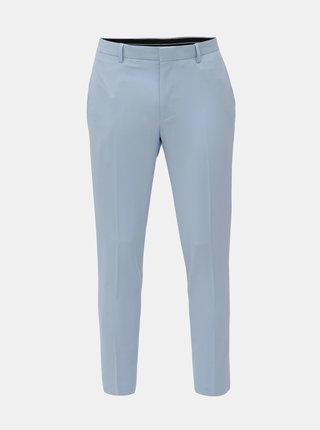 Svetlomodré skinny fit nohavice Burton Menswear London