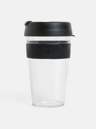 Cana neagra de calatorie KeepCup Original large 454 ml