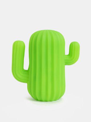 Lampa LED verde deschis in forma de cactus Mustard