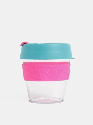 Ružovo–modrý cestovný hrnček KeepCup Original small 227 ml