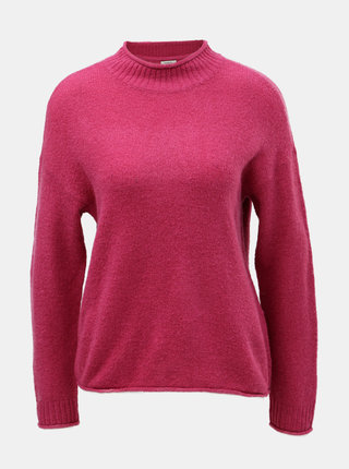 Ružový trblietavý sveter Jacqueline de Yong