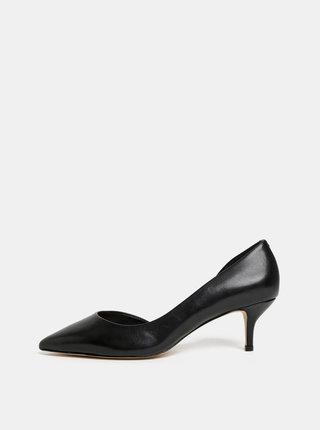 Pantofi negri din piele ALDO Nyderindra