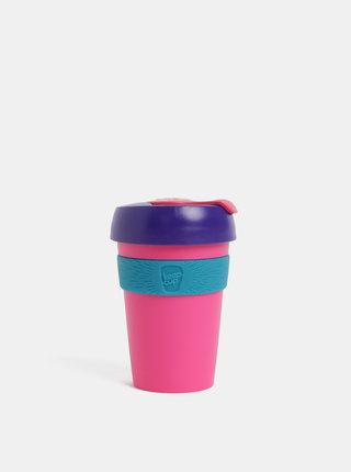 Fialovo-růžový cestovní hrnek KeepCup Original Six 177 ml