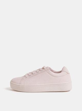 Pantofi sport roz deschis Dorothy Perkins