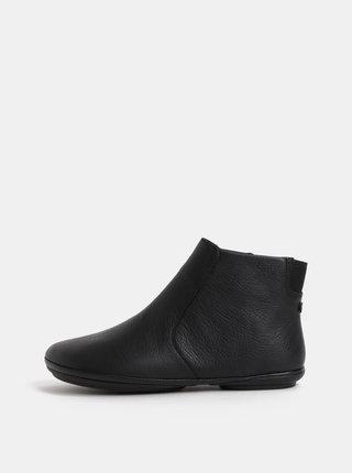 Černé dámské kotníkové boty Camper Right Nina