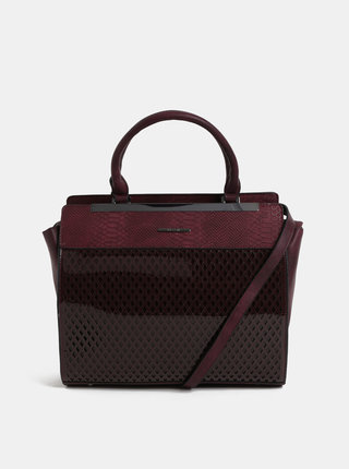 Geanta mare bordo cu model Bessie London