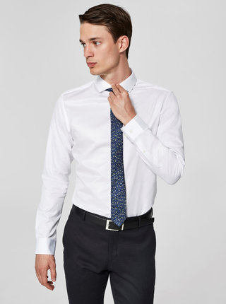 Camasa alba formala regular fit Selected Homme Regsel