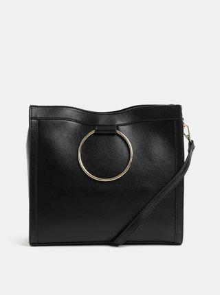 Čierna kabelka Miss Selfridge