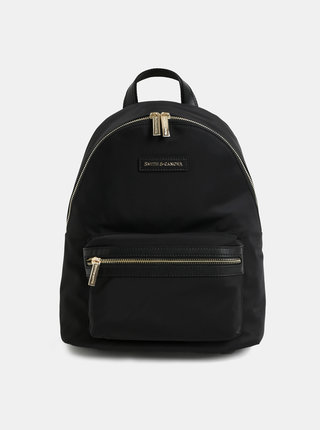 Čierny batoh Smith & Canova
