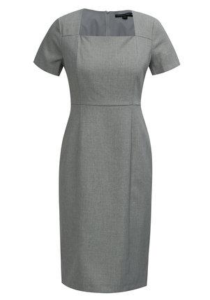 Sivé puzdrové šaty Dorothy Perkins