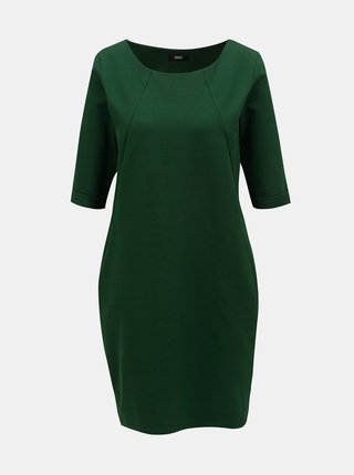 Zelené volné šaty s kapsami ZOOT