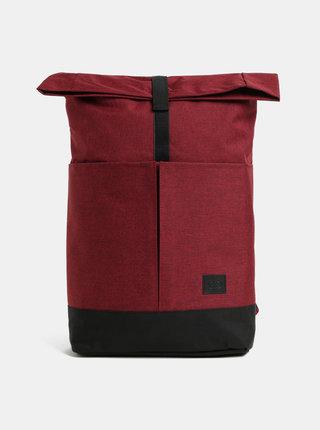 Vínový melírovaný batoh ZOOT