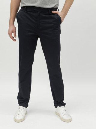 Pantaloni chino albastru inchis Burton Menswear London