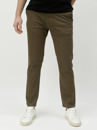 Pantaloni kaki slim fit chino Burton Menswear London