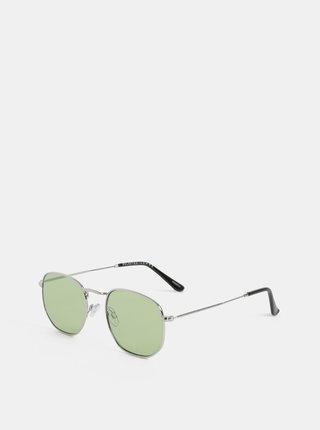 Sluneční brýle ve stříbrné barvě Selected Homme Kristian