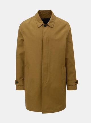Hnedý kabát Burton Menswear London
