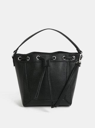Geanta bucket neagra Pieces Balbina